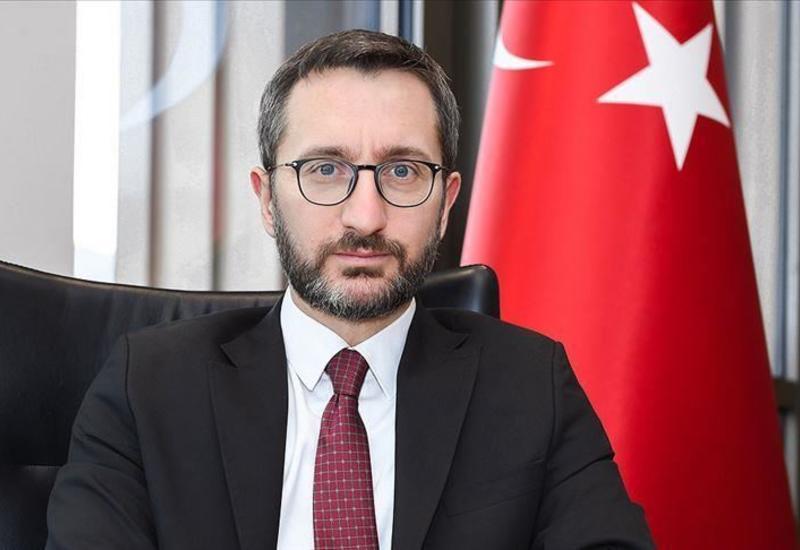 Представитель Эрдогана пожелал Пескову скорейшего выздоровления на русском языке