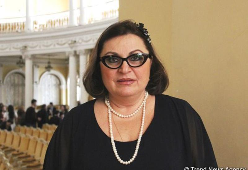 """Основатель проекта """"World Harmony"""" поддержала юных азербайджанских музыкантов в период пандемии"""
