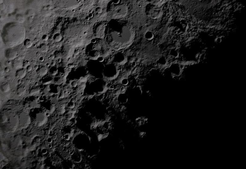 На Луне обнаружены следы гигантского катаклизма