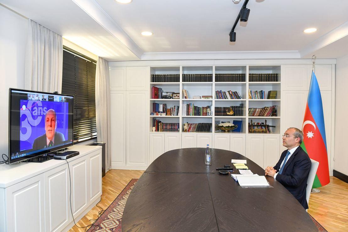 Микаил Джаббаров назвал приоритеты сотрудничества между Азербайджаном и Францией