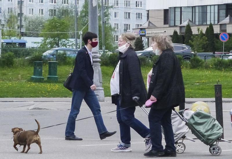 Как в Москве соблюдают режим карантина