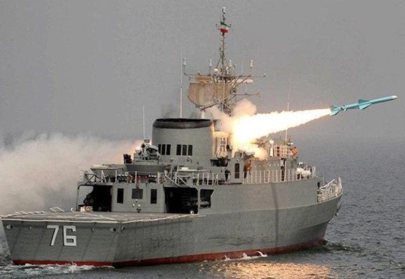 Названа причина гибели иранских моряков