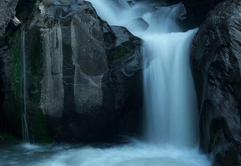 Водопад Мучуг - Один из самых красивых и высоких в Азербайджане