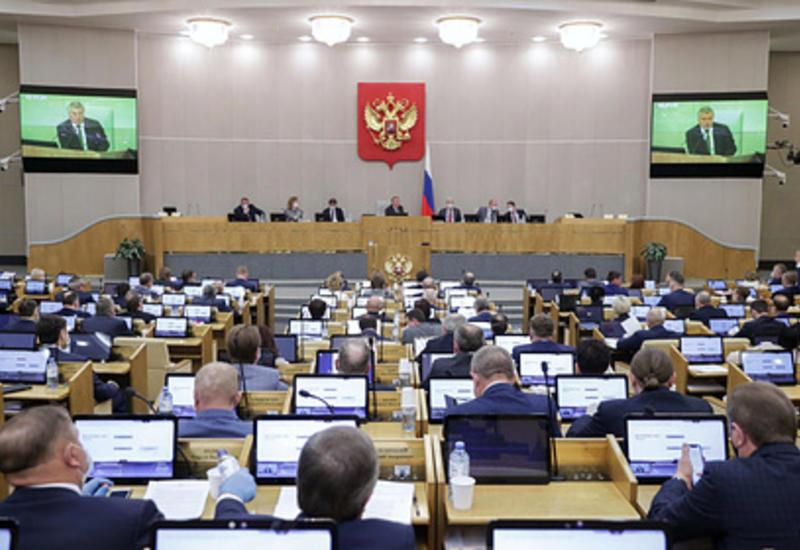 Пять депутатов российской Госдумы заразились коронавирусом