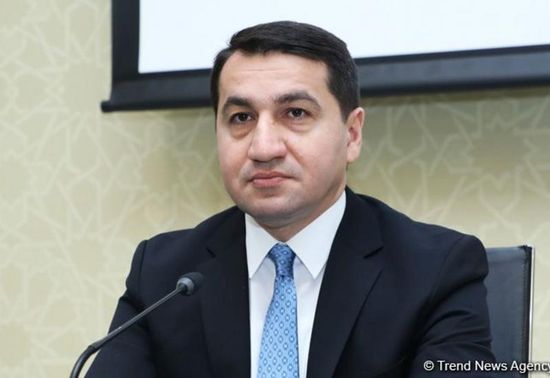Хикмет Гаджиев: Успехи Азербайджана в борьбе с пандемией - это итог усилий государства и сознательности граждан страны