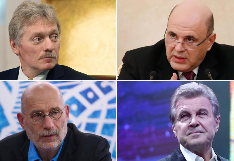 Российские политики и знаменитости с диагнозом COVID-19