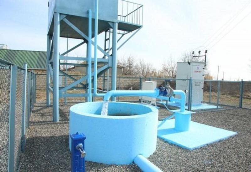 До конца года в Азербайджане завершится бурение более 400 субартезианских скважин