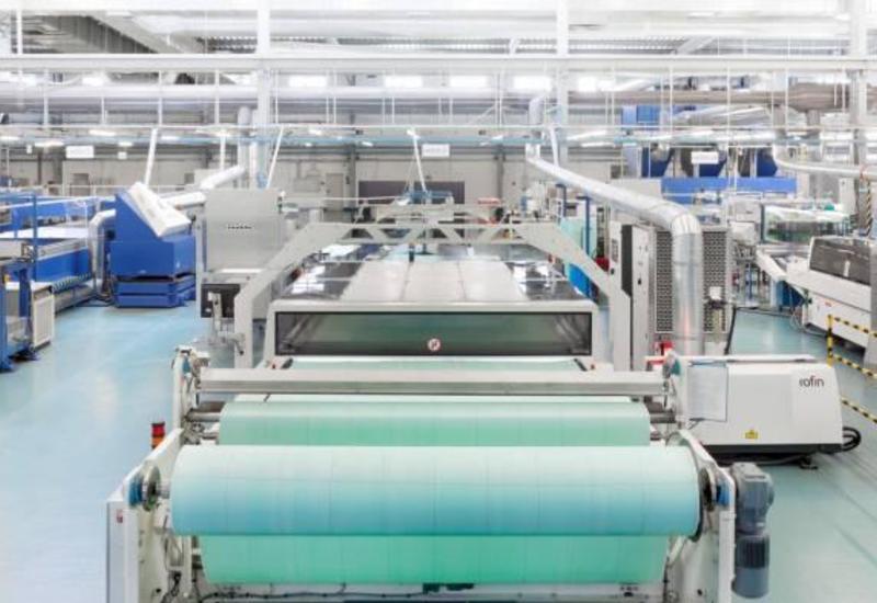 Текстильное предприятие Азербайджана значительно увеличило объемы производства