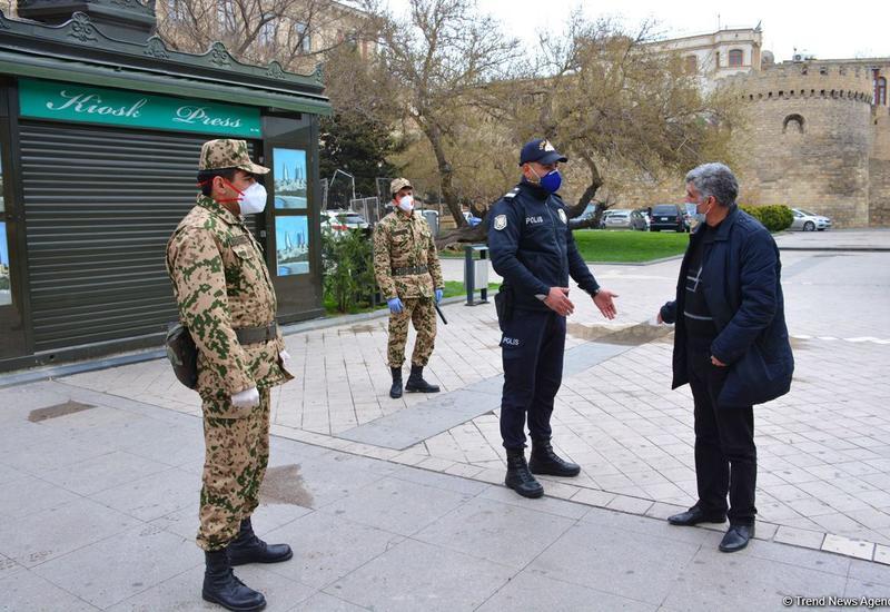 В Азербайджане могут ввести строгие штрафы в отношении нарушителей карантина