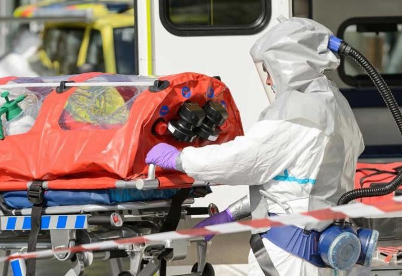 В Турции за сутки скончались 48 пациентов с коронавирусом