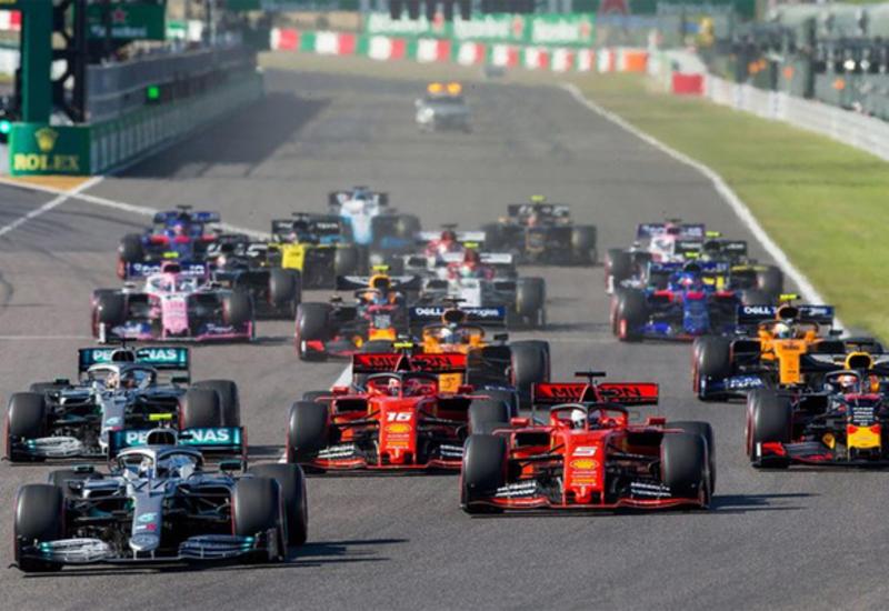 Гран-при Бельгии Формулы-1 пройдет без зрителей