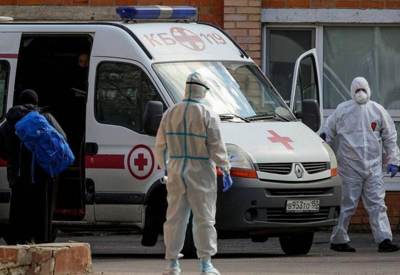В Москве впервые умерли за сутки более 70 пациентов с коронавирусом
