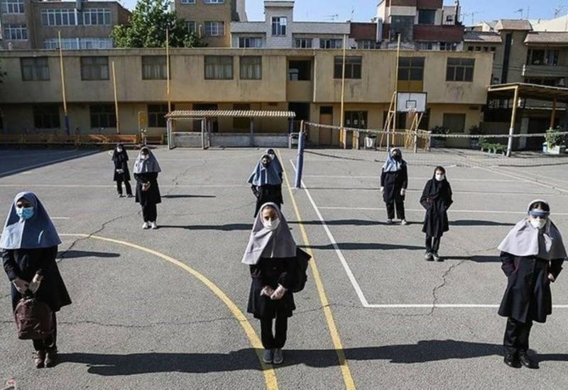 В Иране открылись школы