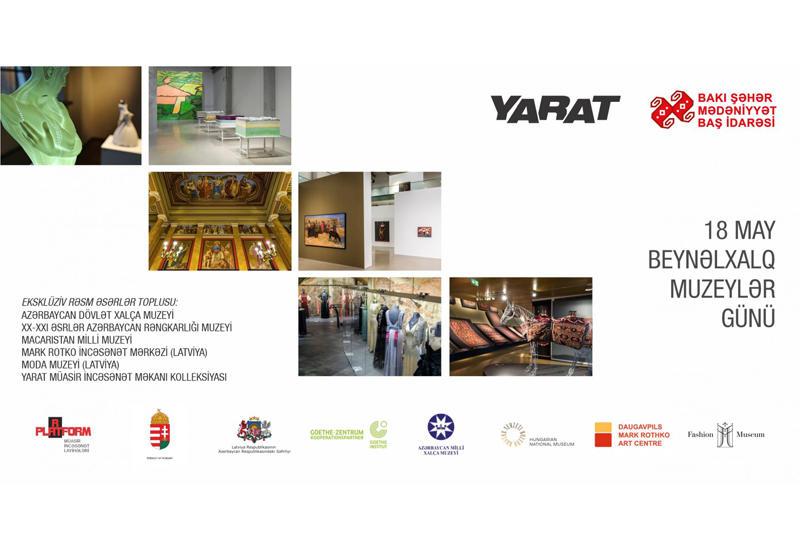 YARAT представит уникальный проект в городской среде