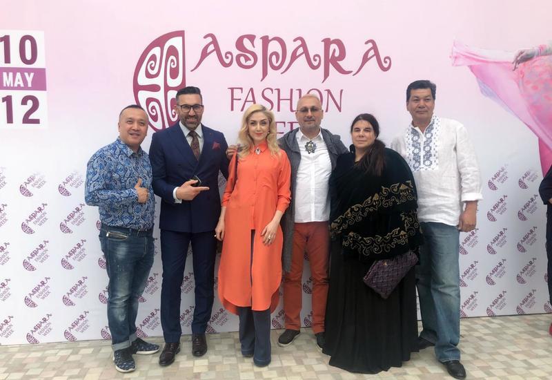 Азербайджанские дизайнеры приглашаются на Неделю моды Aspara Fashion Week