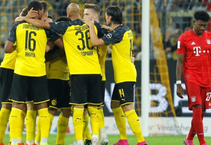 Возобновлен чемпионат Германии по футболу после паузы из-за пандемии