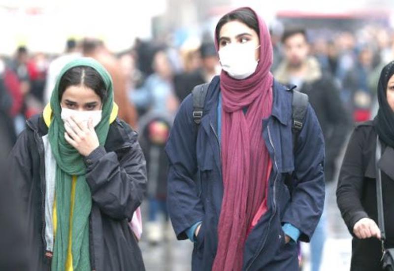 В Иране ввели обязательное ношение масок в общественных местах