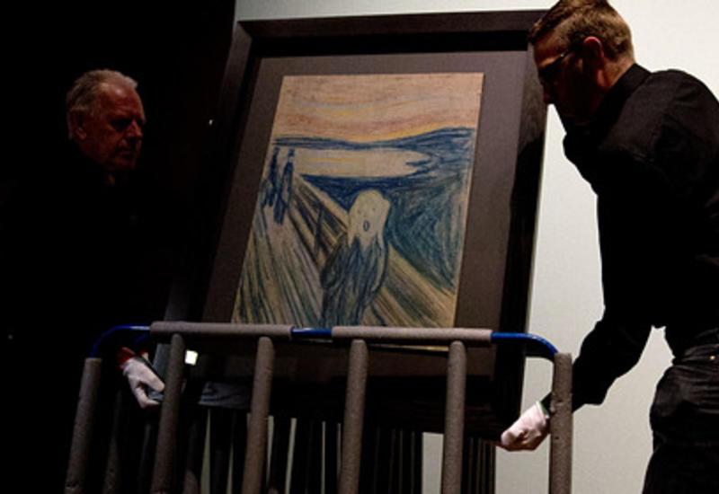 Стала известна причина разрушения картины Мунка «Крик»