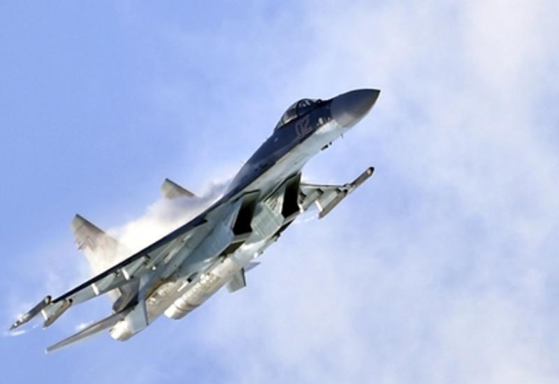 Россия начала производить Су-35 для поставок Египту