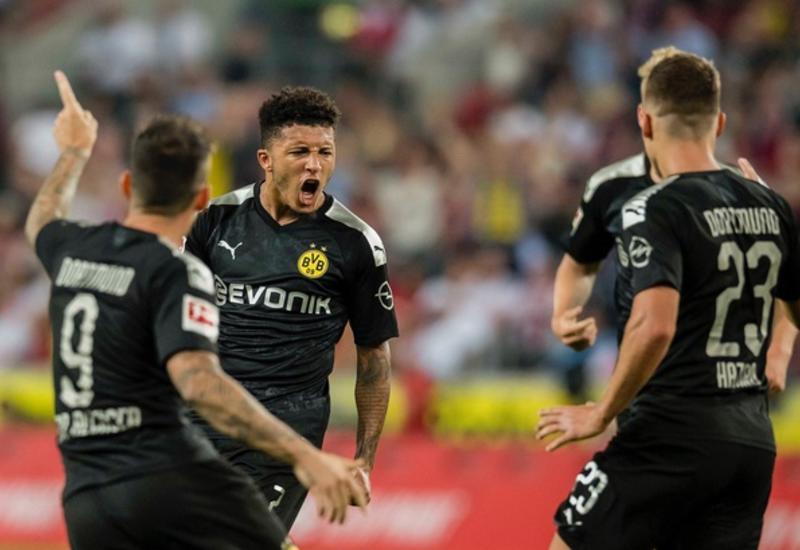В субботу возобновляются матчи бундеслиги