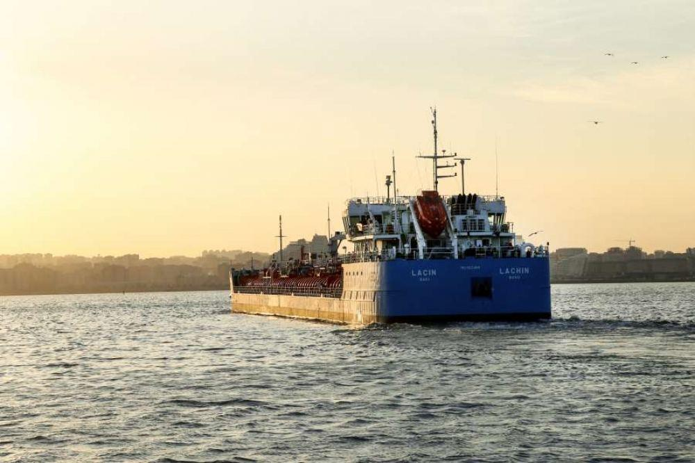 """Танкер """"Лачин"""" будет перевозить грузы в черноморском и средиземноморском бассейнах"""