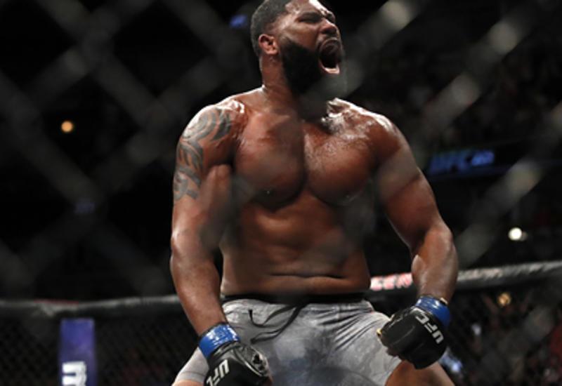 Оверим нокаутировал Харриса на турнире UFC