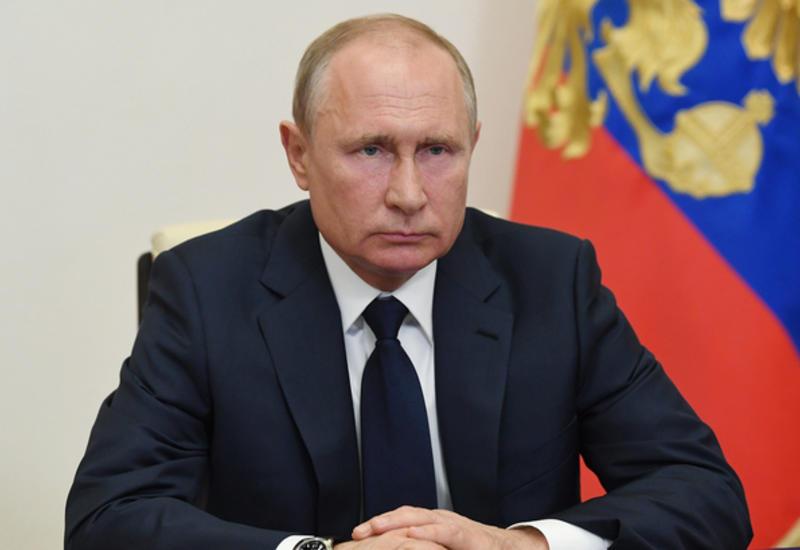 Путин: У России есть оружие, которого нет ни у одной страны мира