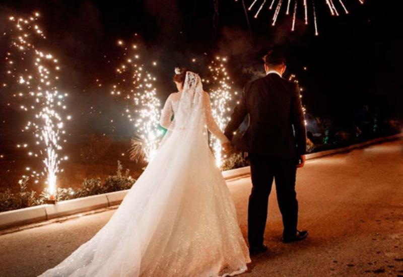 В Азербайджане, несмотря на жесткий карантин, провели несколько свадеб