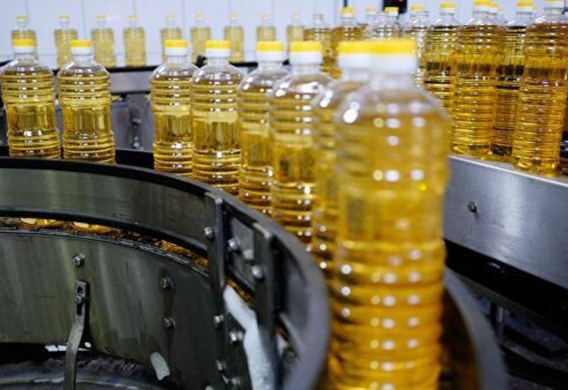Экспорт растительных масел из Азербайджана значительно возрос