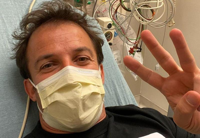 Экс-форвард сборной Италии Дель Пьеро попал в больницу