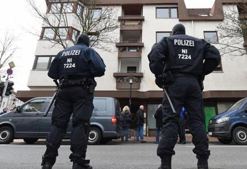 Полиция задержала подозреваемого в стрельбе на западе ФРГ