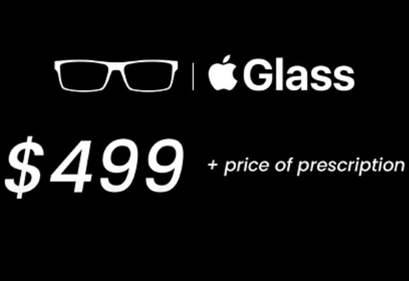 Рассекречены умные очки от Apple