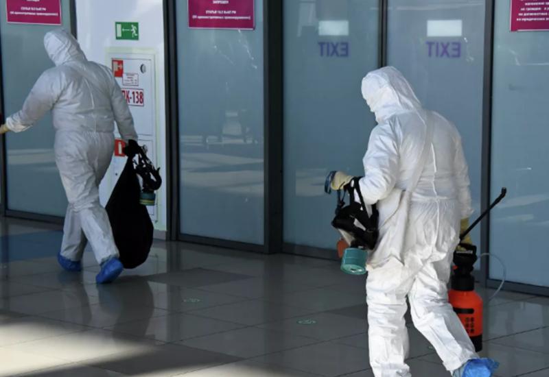Еще 6 615 случаев коронавируса обнаружили в России