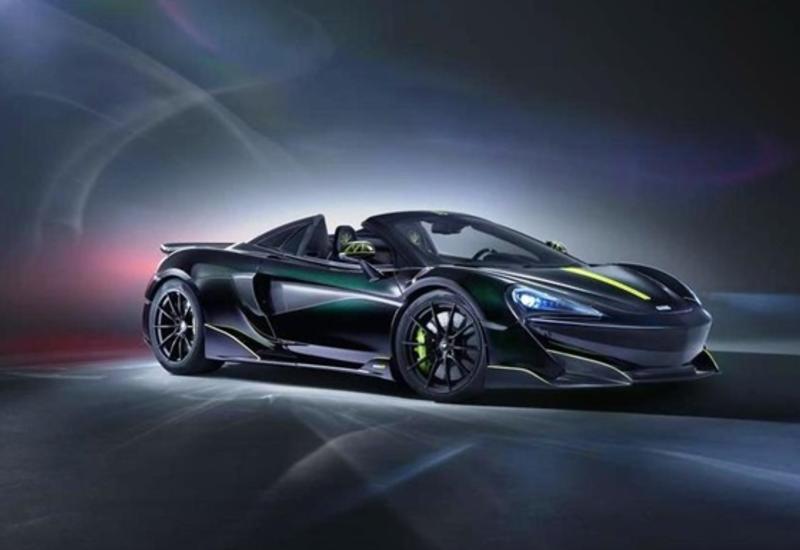 McLaren представил новейший суперкар