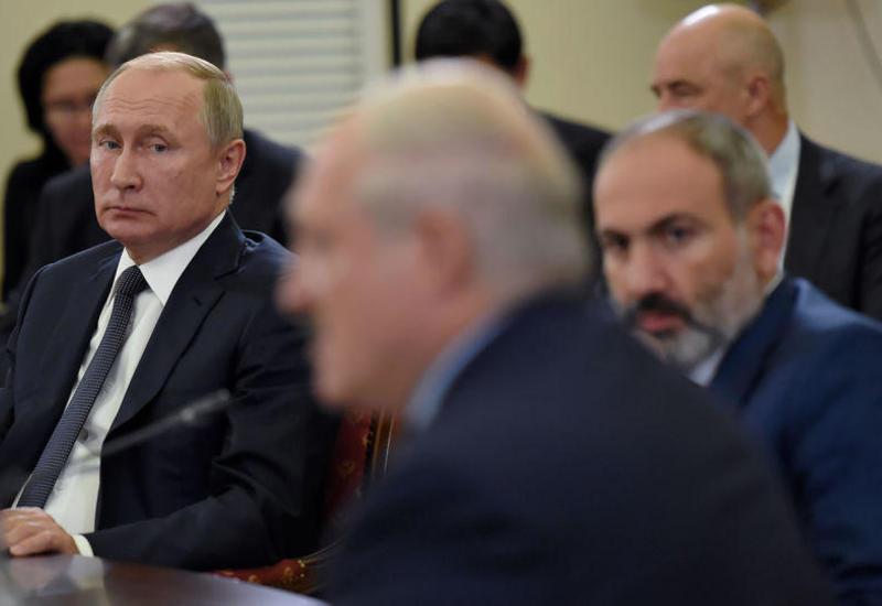 Армения пытается настроить Казахстан и Беларусь против России