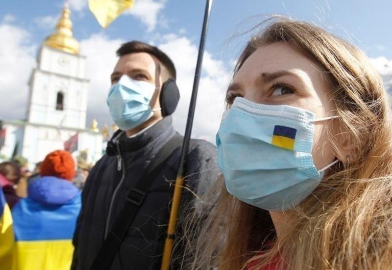 В Украине за неделю коронавирусом заболело более 41 000 человек