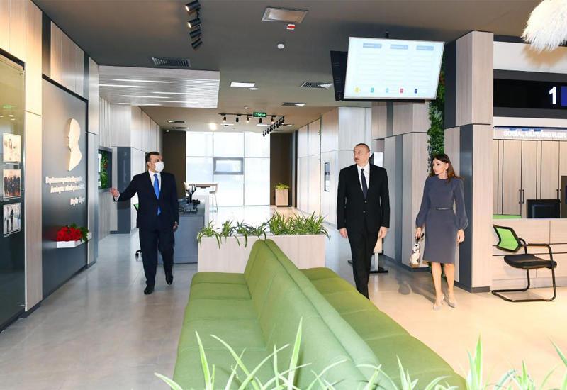 Центры DOST становятся уникальным брендом Азербайджана