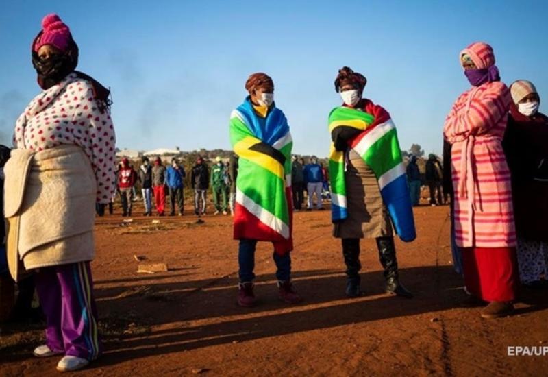 В Африке коронавирусом заразились более 90 тысяч человек