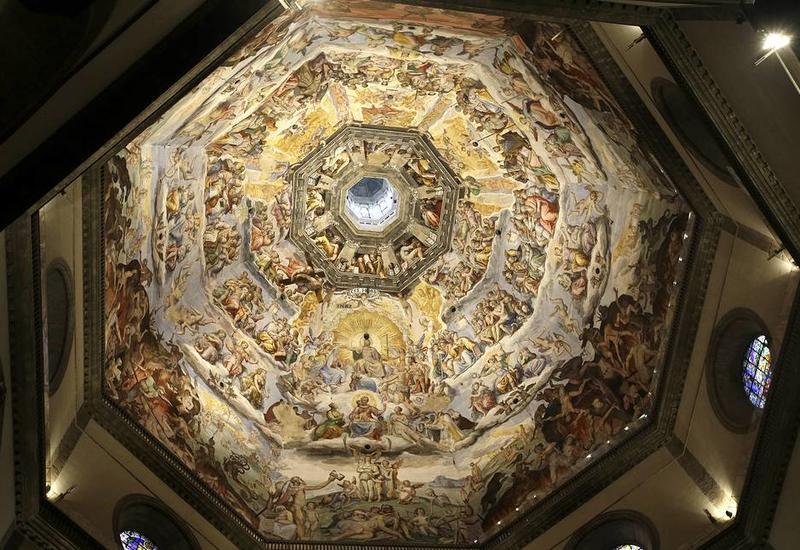 Математики раскрыли секреты куполов соборов эпохи Возрождения