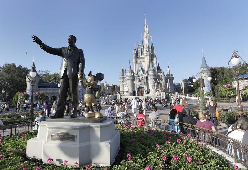 Прерванный сезон НБА может быть доигран в Disney World
