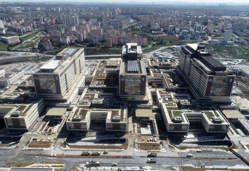 В Стамбуле запустили больницу с самым крупным отделением реанимации в Европе