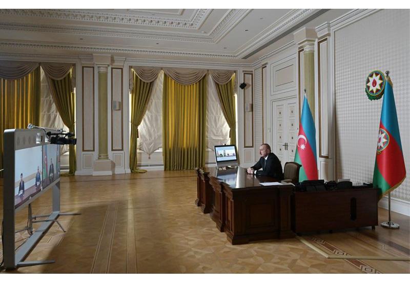 Президент Ильхам Алиев: В нынешних условиях успешное развитие нашей страны в первую очередь будет обеспечено за счет ненефтяного сектора