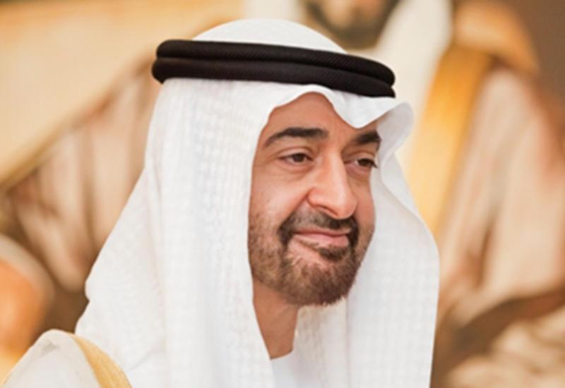 Наследный принц Абу-Даби Мохаммед бин Зайд аль-Нахайян поздравил Президента Ильхама Алиева