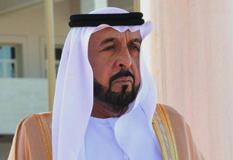 Президент ОАЭ Xалифа бин Зайд Аль Нахайян поздравил Президента Ильхама Алиева