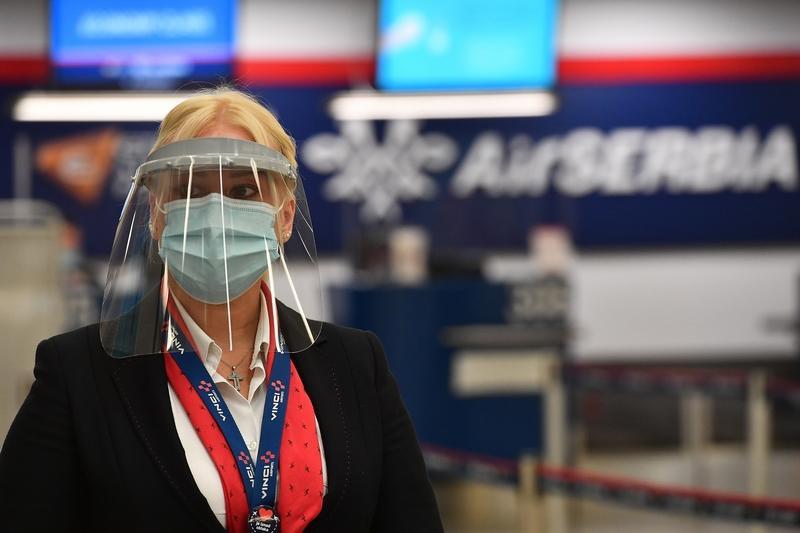 Сербия возобновляет международное авиасообщение