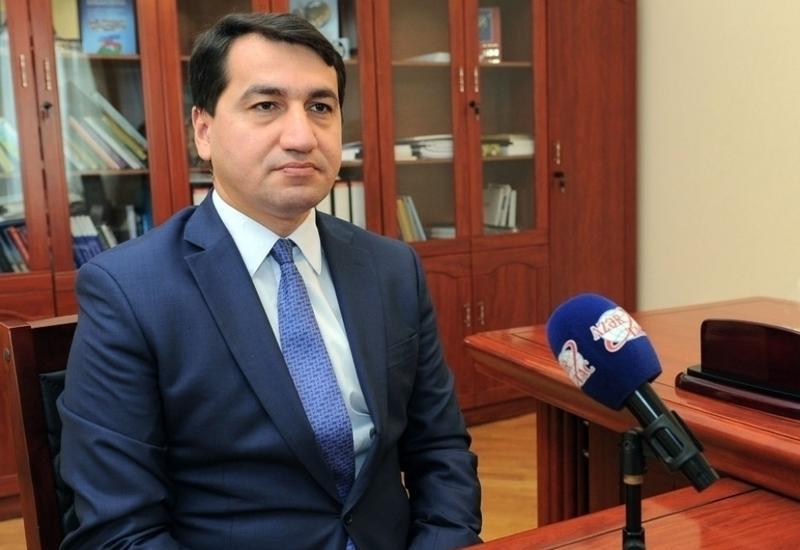 Хикмет Гаджиев прокомментировал распространенную в «РИА Новости» искаженную и предвзятую новость