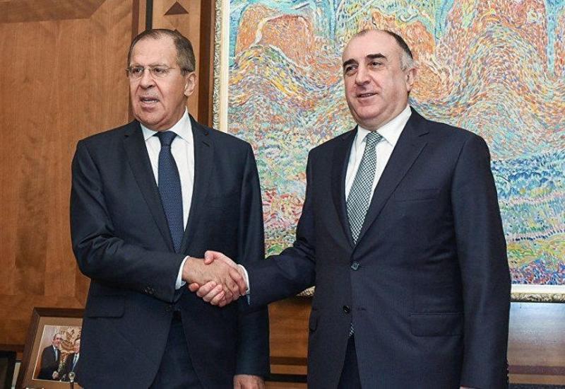 Мамедъяров обсудил армянскую провокацию в Товузе с Сергеем Лавровым