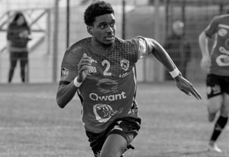 Французский футболист умер в 24 года