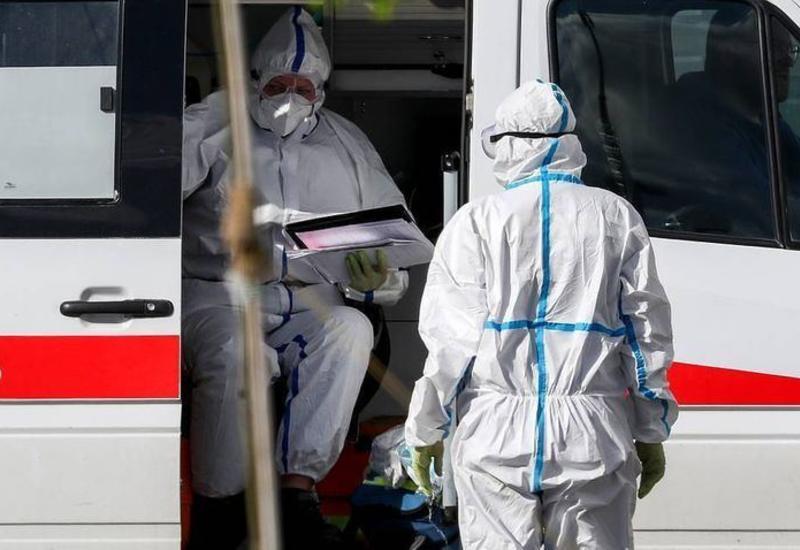 В России за неделю умерло больше пациентов с коронавирусом, чем за весь август