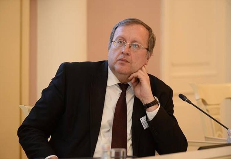 """Без Азербайджана проект """"Север-Юг"""" был бы невозможен"""